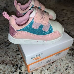 Carters Next Step Sneakers size 4